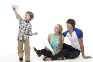 家族を作る